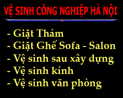 Vệ sinh công nghiệp